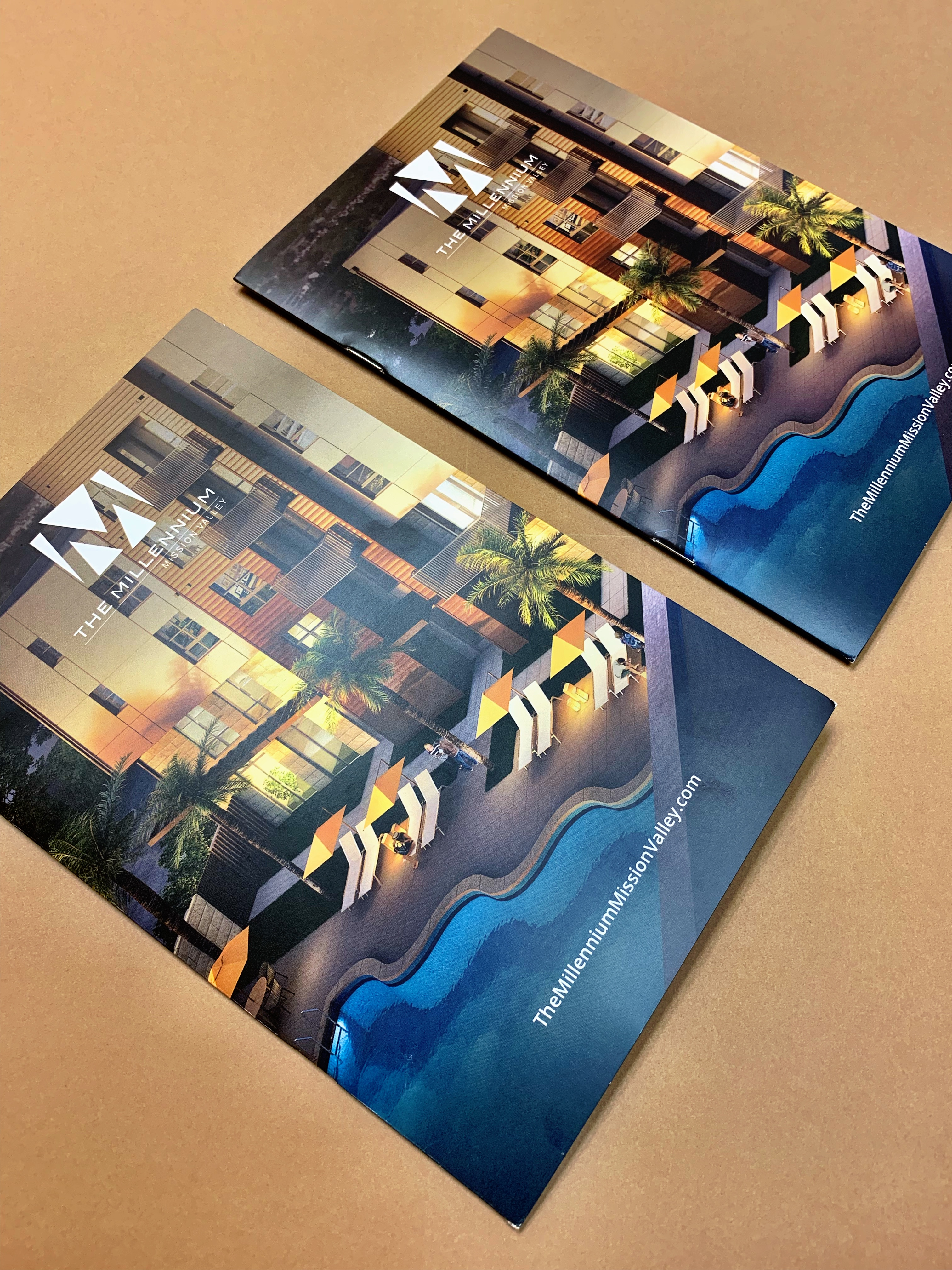 The Millennium Mission Valley Apartments   Multifamily Branding - Razz Interactive